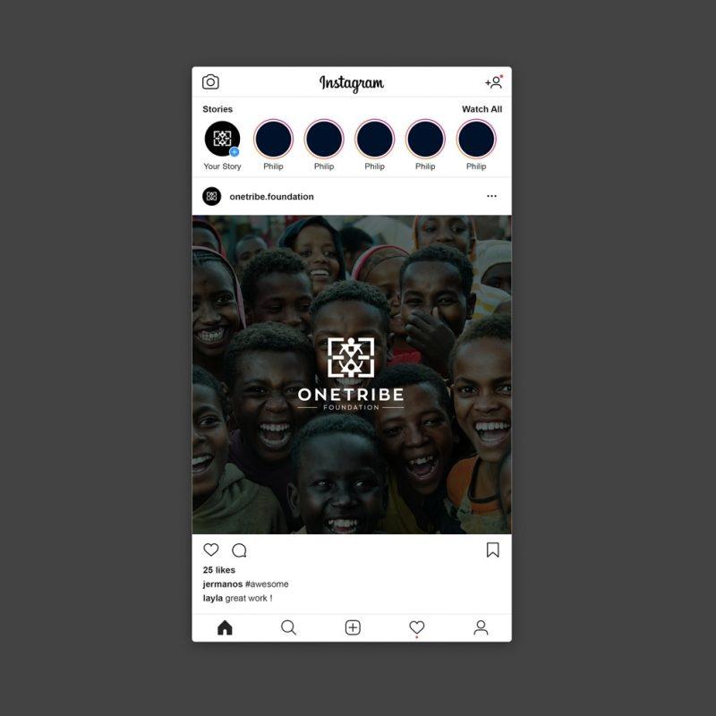 one-tribe-foundation-instagram
